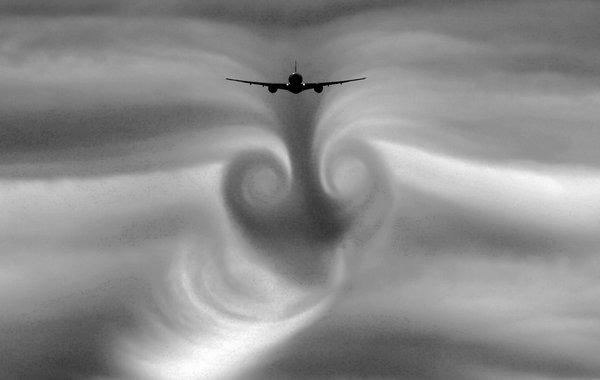 Турбулентность и воздушные ямы