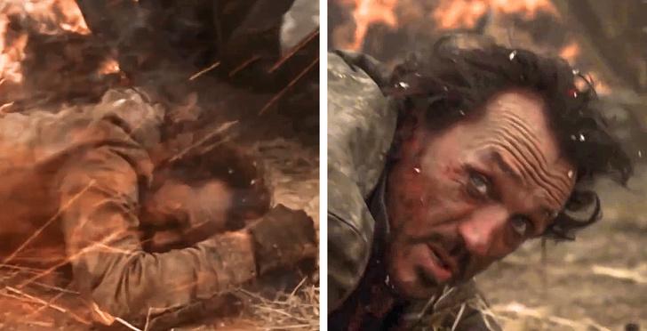 10 не самых приятных моментов, которые пришлось пережить актерам «Игры престолов» Интересное