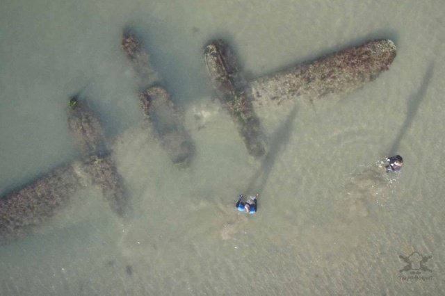 Необычные находки с пляжей Интересное