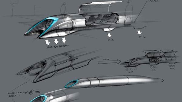 10 самых сумасшедших транспортных проектов в истории Интересное