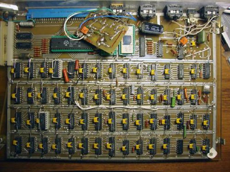Самый массовый компьютер в СССР-23 фото + 1 видео-