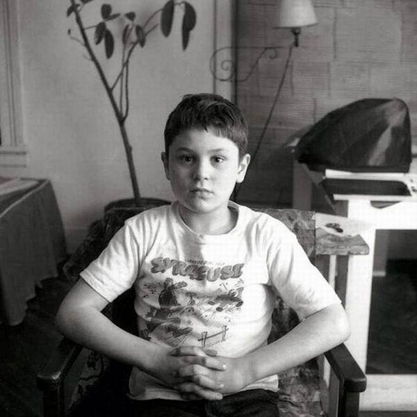 Фото детей и подростков задолго до того, как они стали всемирно известными Интересное