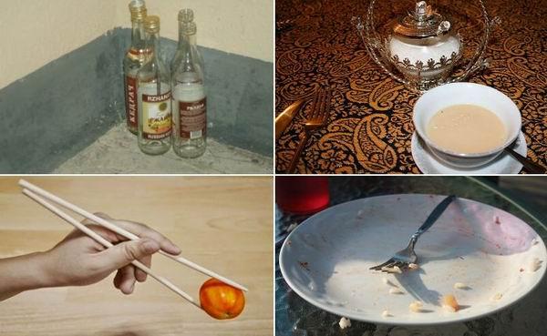 16 ресторанных табу со всего мира, знание которых позволит путешественнику не упасть в грязь лицом Интересное