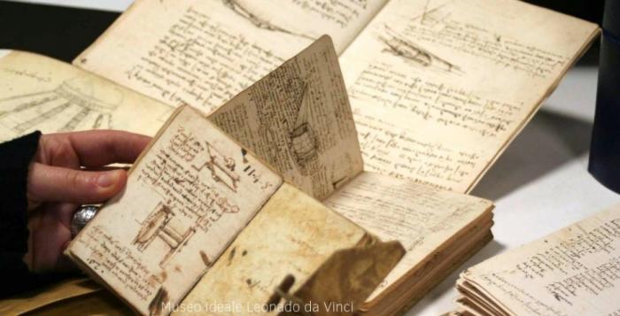Придумал первым: 9 лучших изобретений Леонардо да Винчи -10 фото-
