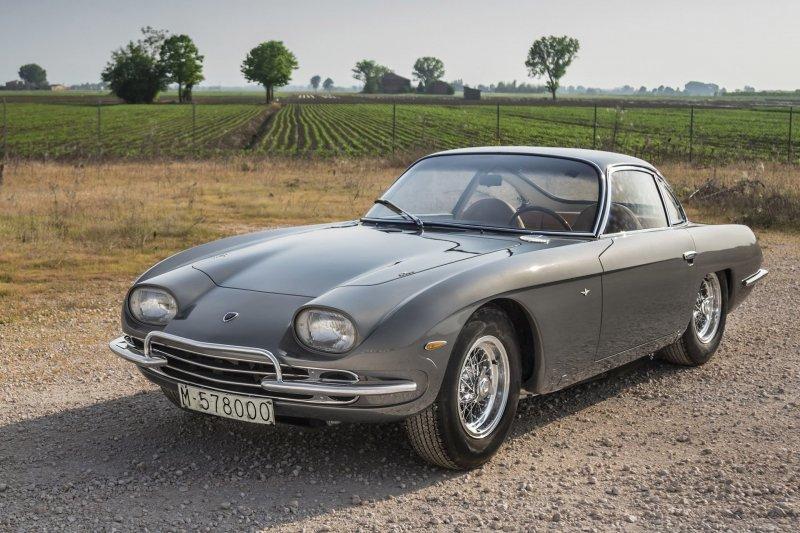8 автомобилей Lamborghini, которые назвали НЕ в честь корриды и быков-7 фото-