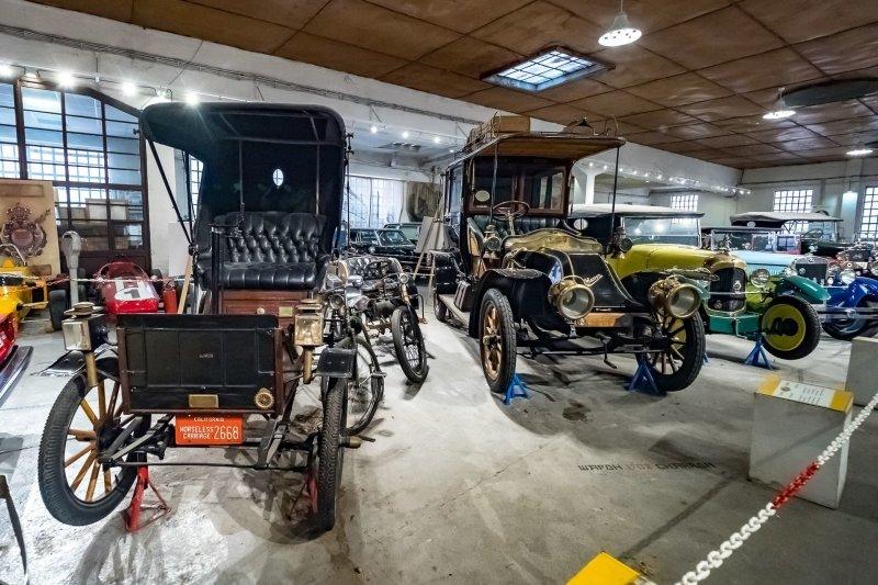 Автомобильный музей Петковича — жемчужина Белграда-28 фото-
