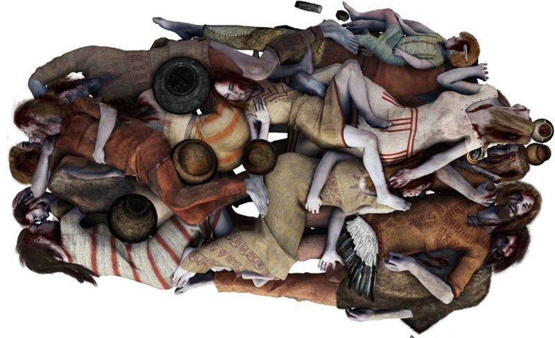 Доисторический детектив: кто устроил резню в неолите-4 фото-