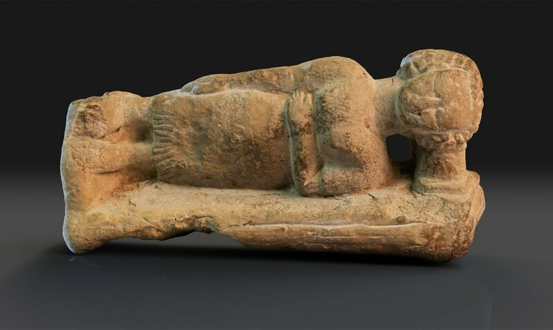 На чем спали египтяне: битва такими подушками была бы эпичной-31 фото-