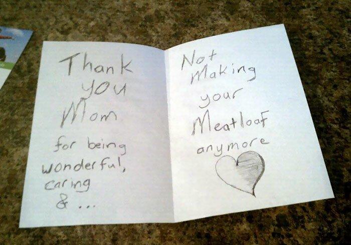 20 детишек, которые умеют порадовать маму в праздник-21 фото-
