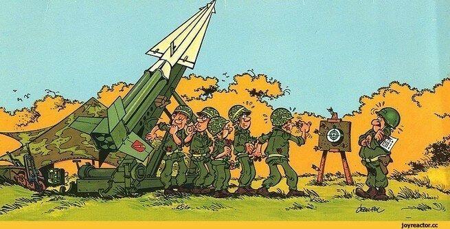 Учения ракетных войск-1 фото-