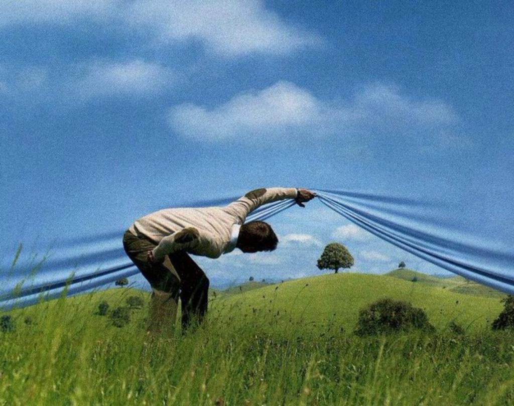 Аспекты реальности, которые кажутся вечными: шесть иллюзий, управляющих миром и каждым из нас