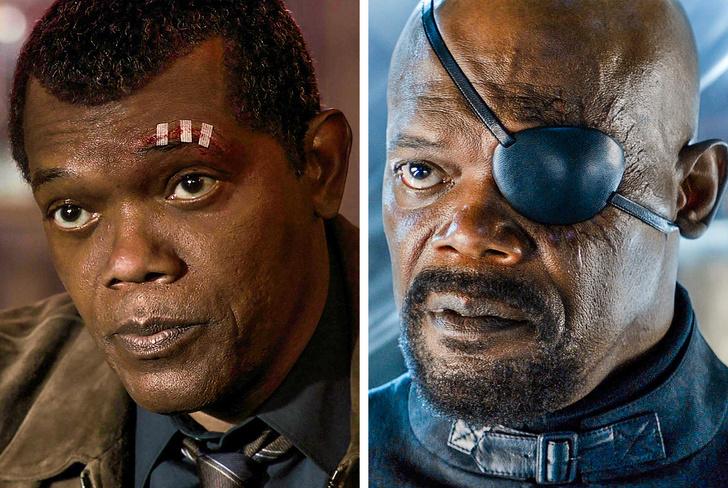 7 героев киновселенной Marvel, которые потрясли зрителей своим преображением на экране