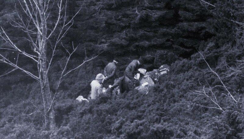 Без лица: загадочная смерть -женщины из Исдален--26 фото-