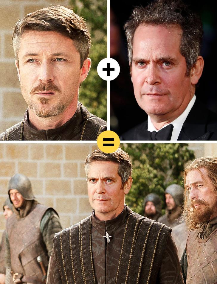 14 ярких персонажей -Игры престолов-, которые могли бы выглядеть совсем иначе (Особенно Дейенерис)
