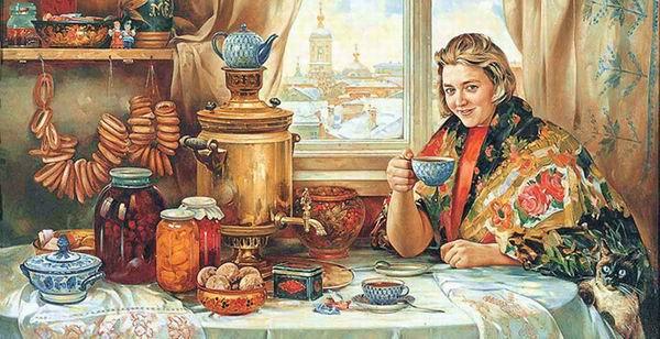 """Какие вещи в мире называют """"русскими"""" Интересное"""