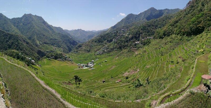 Рисовые террасы Банауэ, Филиппины-42 фото + 1 гиф-