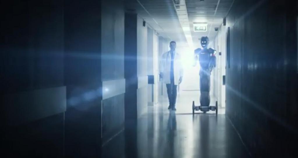 В Норвегии создан робот, который будет помогать ученым и пожилым людям хай-тек