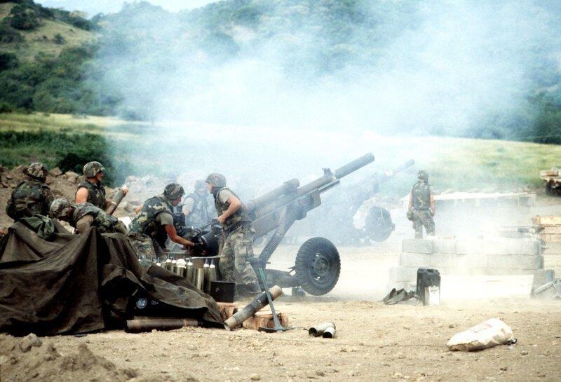 Самые короткие войны в истории. Часть 3. Конец                      Интересное