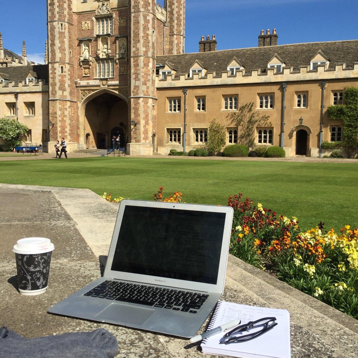 Один день из жизни студентки Кембриджа Интересное