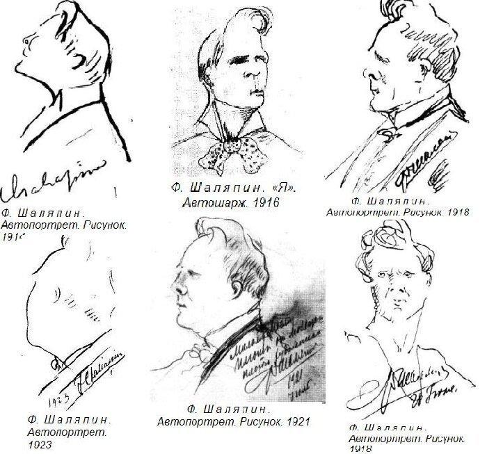 Неизвестные таланты Федора Шаляпина