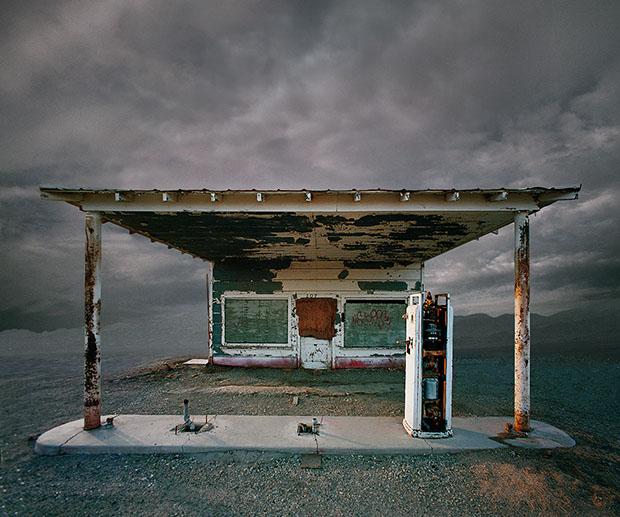 Безлюдные уголки в Калифорнийской пустыне