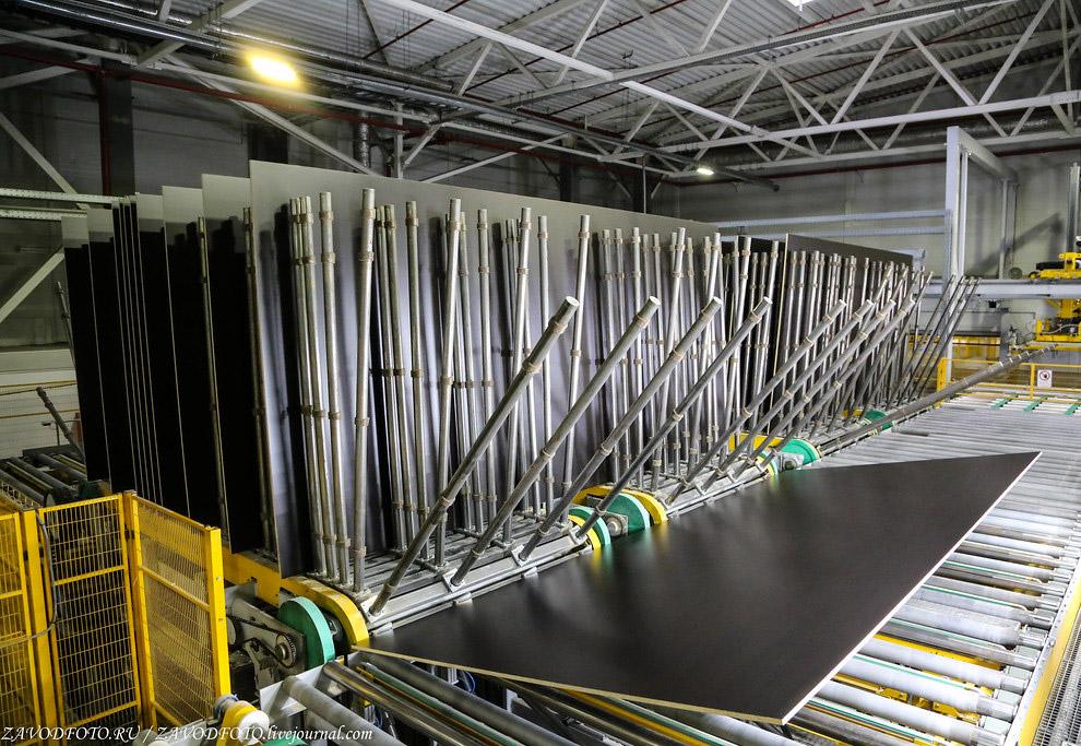 Экскурсия на завод Икеа