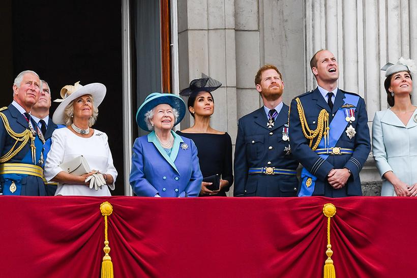 Как воспитывают детей в семьях монархов Интересное