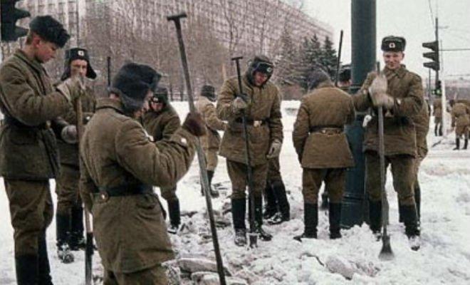 Стройбат в СССР