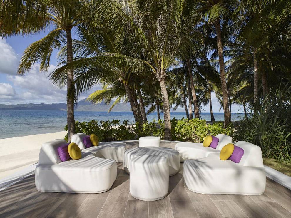Как выглядит один из самых дорогих курортов мира