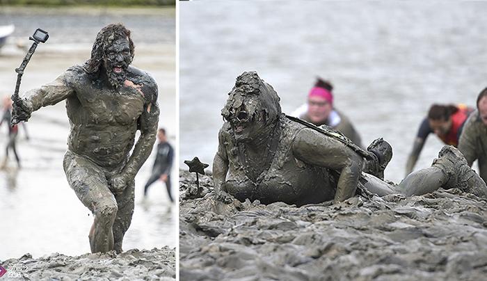 Как проходят грязевые гонки в Великобритании
