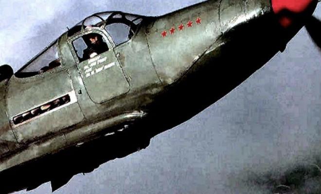 Трофейные самолеты Красной Армии