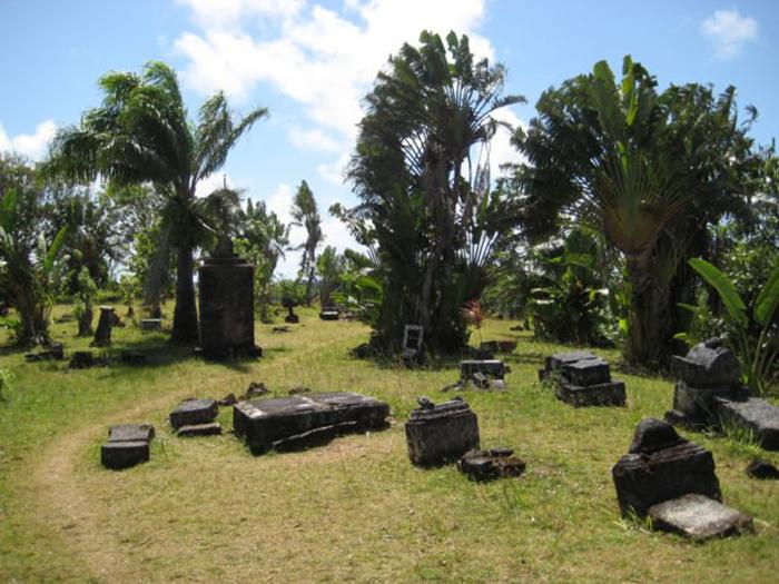 Остров Святой Марии — бывшая цитадель пиратов