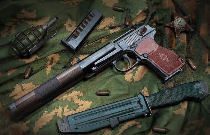 Грозные бесшумные пистолеты, сделанные в СССР, которые используются по сей день