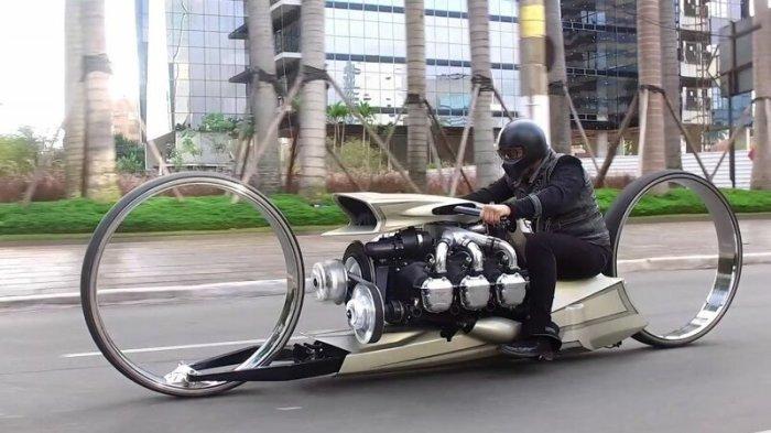 8 крутых мотоциклов, при взгляде на которые, захочется получить себе такой же Интересное