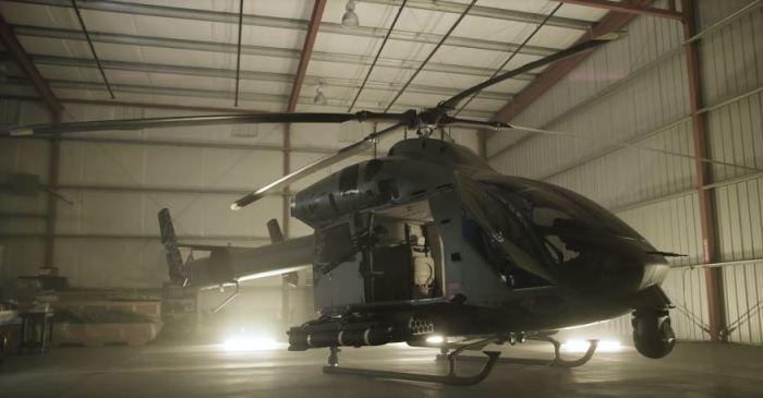 В США создали вертолет без рулевого винта: ему это не мешает совершать маневры