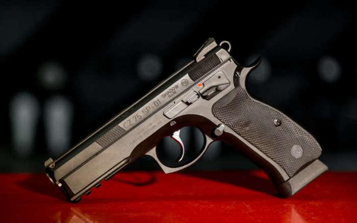 5 известных надежных и эффективных пистолетов, которые ценят во всем мире