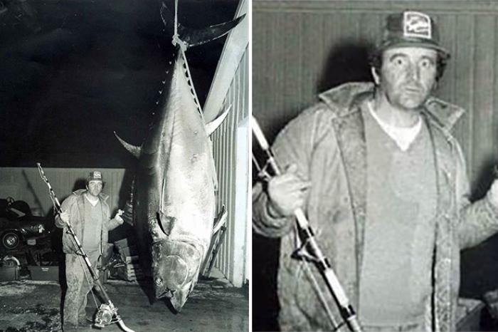 -Вот так рыбина-: 6 уловов, которые попали в Книгу рекордов Гиннеса