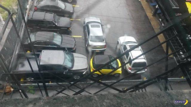 С автомобилями всякое случается!
