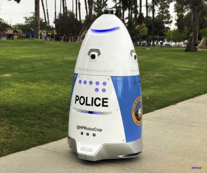 Робокоп из Калифорнии