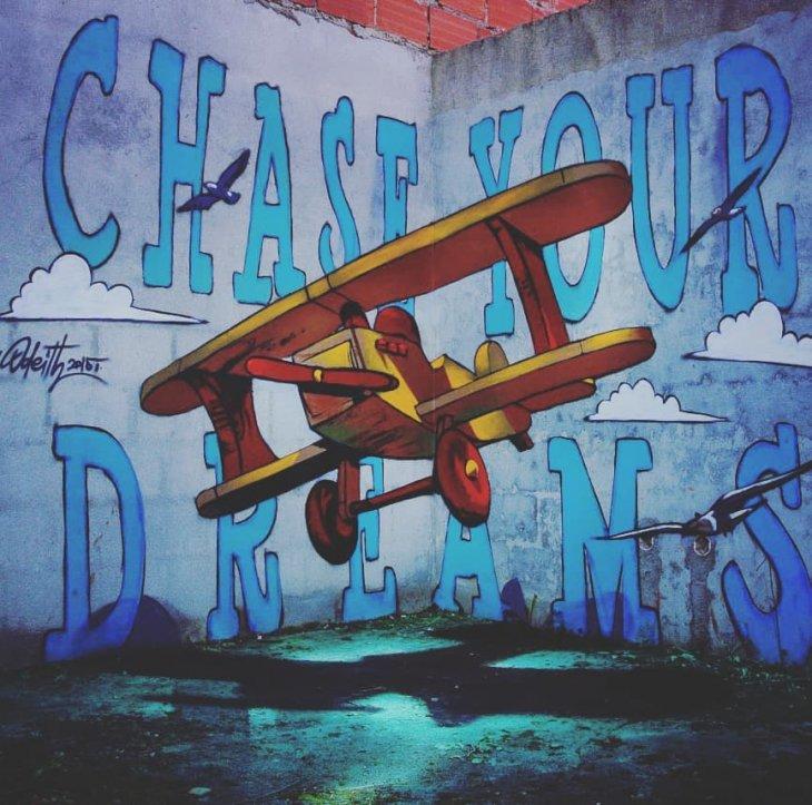 Впечатляющие образцы лучшего уличного искусства в мире