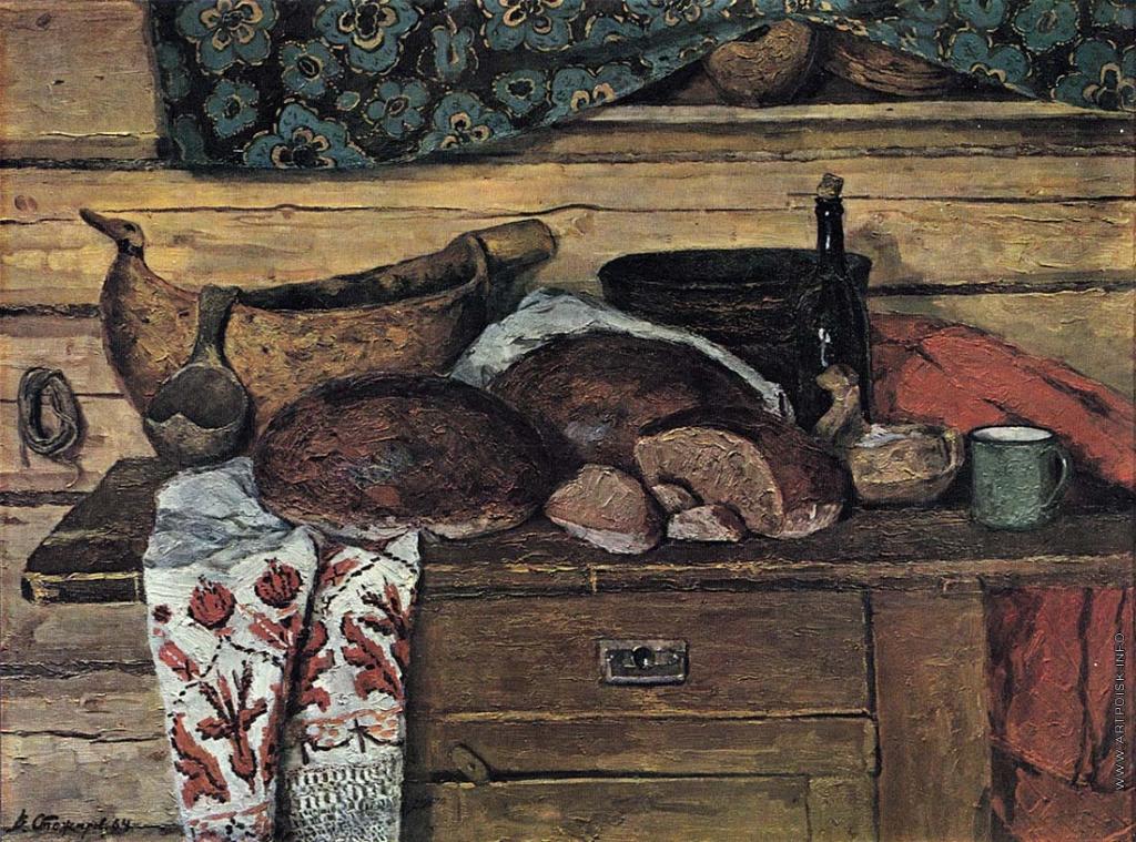 Что такое кислый хлеб, и почему именно его веками ели на Руси