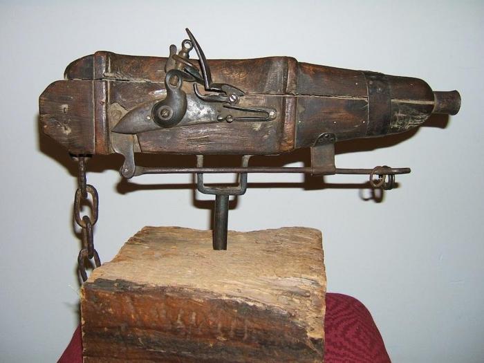 ТОП-10 экзотических образцов огнестрельного оружия -11 фото-
