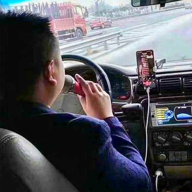 18 случаев в такси, от которых никто из нас не застрахован