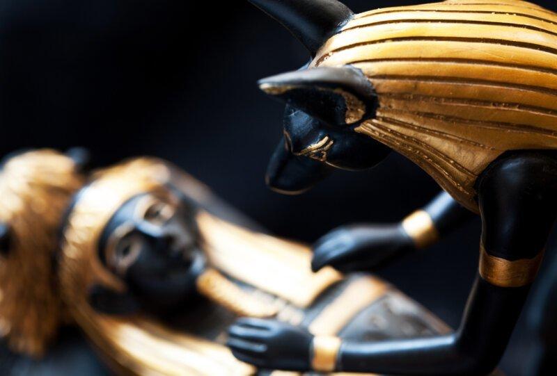 Проклятье фараонов: были ли ловушки в египетских пирамидах?-5 фото-