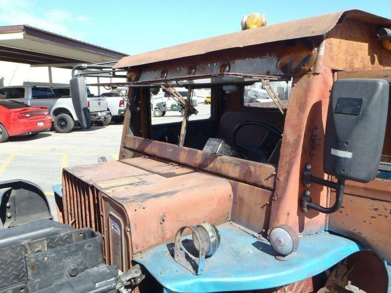 Сумасшедший рэт-род с дизельным двигателем на базе школьного автобуса-18 фото-