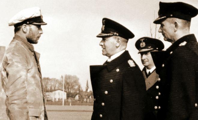 Тайный кодекс подводников Вермахта -4 фото-