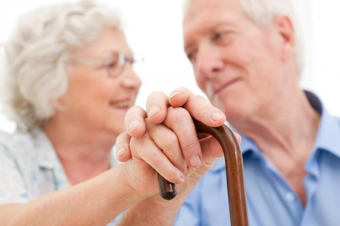 Аромат возраста, или Почему старые люди плохо пахнут? -3 фото-