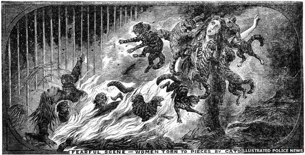 10 самых абсурдных смертей Викторианской эпохи