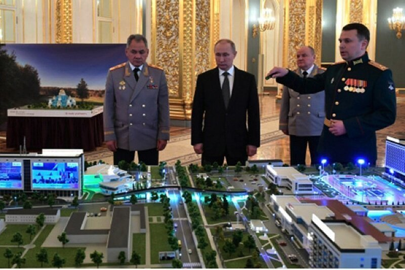 Военный инновационный технополис -ЭРА- будет расширен вдвое-4 фото-
