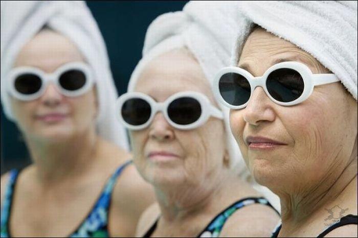 Зажигательные бабушки